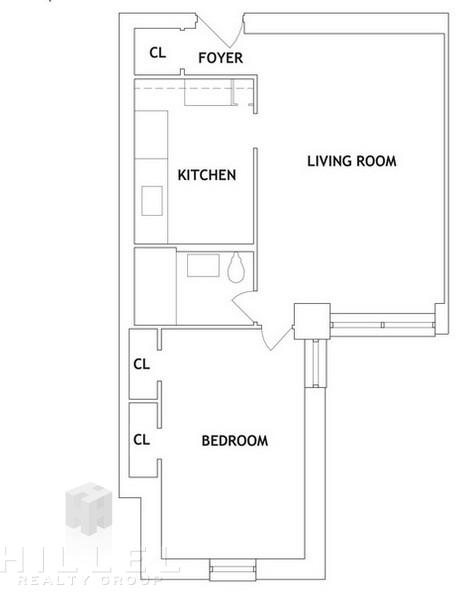 1 Bedroom, Sunnyside Rental in NYC for $1,969 - Photo 2