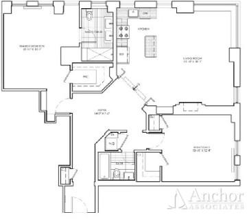 2 Bedrooms, Sutton Place Rental in NYC for $6,185 - Photo 2