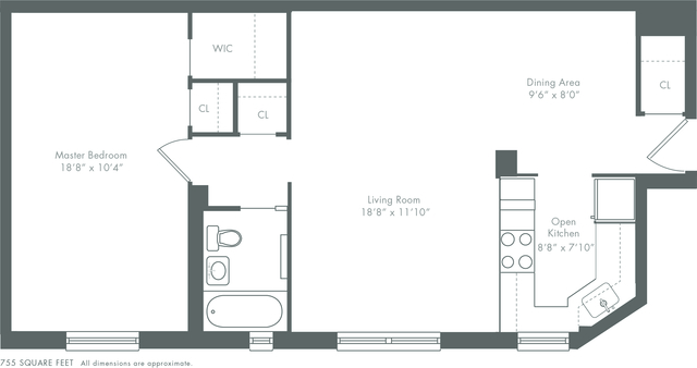 1 Bedroom, Stuyvesant Town - Peter Cooper Village Rental in NYC for $3,868 - Photo 1