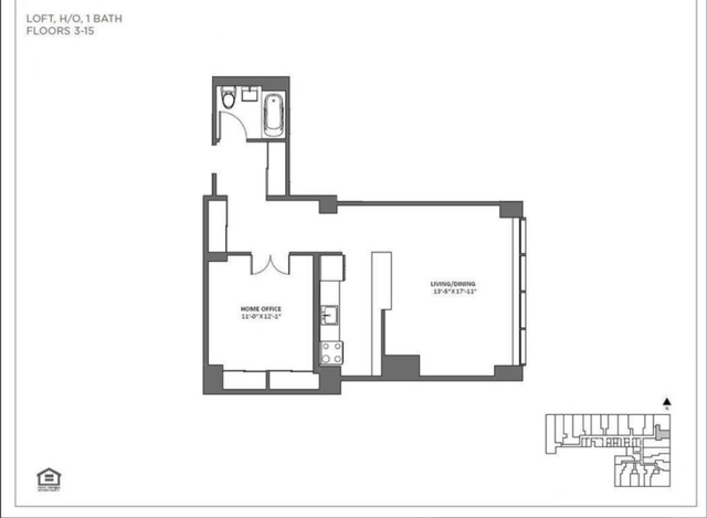 Loft, Tribeca Rental in NYC for $5,100 - Photo 2