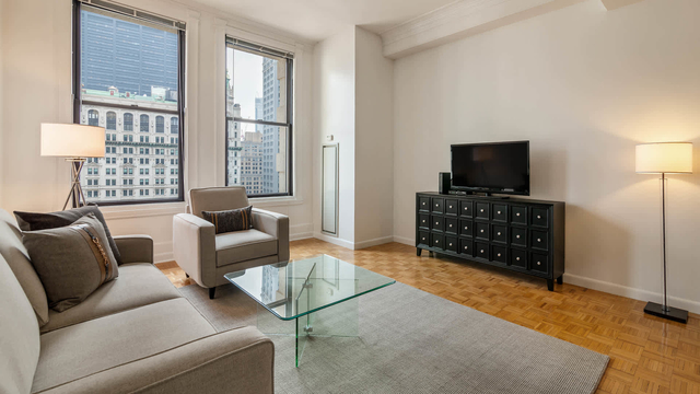 1 Bedroom, Financial District Rental in NYC for $3,563 - Photo 1