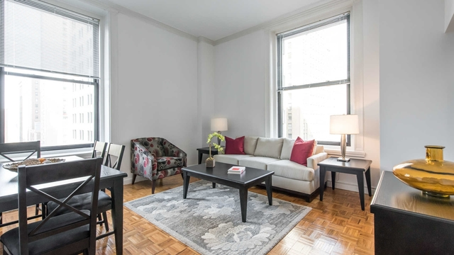 1 Bedroom, Financial District Rental in NYC for $3,563 - Photo 2
