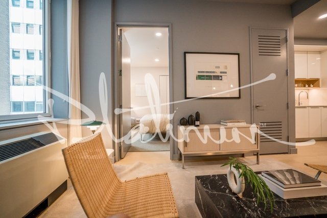 1 Bedroom, Financial District Rental in NYC for $5,538 - Photo 1