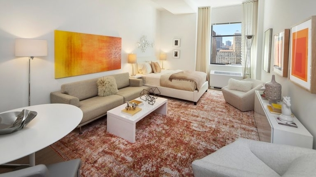 Studio, Financial District Rental in NYC for $2,583 - Photo 2