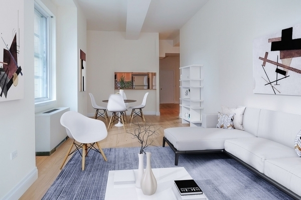 1 Bedroom, Financial District Rental in NYC for $3,895 - Photo 2