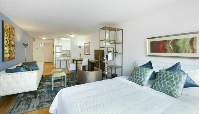 Studio, Battery Park City Rental in NYC for $3,158 - Photo 2