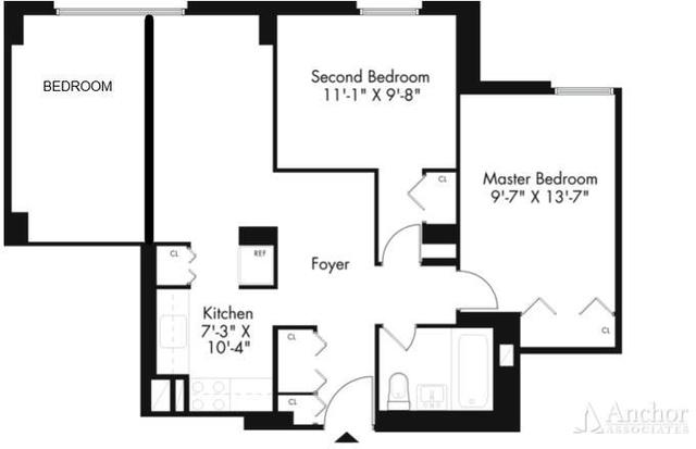 3 Bedrooms, Kips Bay Rental in NYC for $3,750 - Photo 2