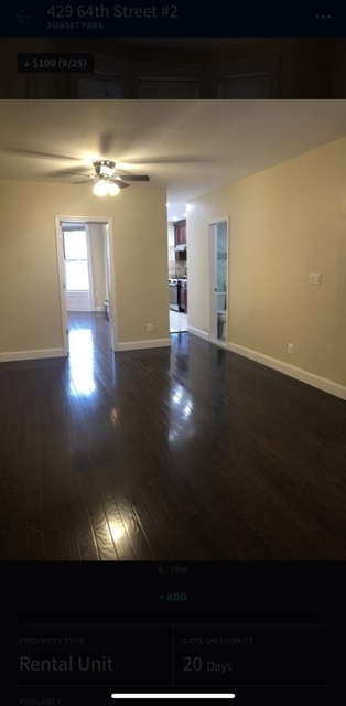 3 Bedrooms, Sunset Park Rental in NYC for $2,500 - Photo 2