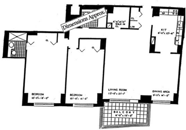 2 Bedrooms, Spuyten Duyvil Rental in NYC for $3,075 - Photo 2