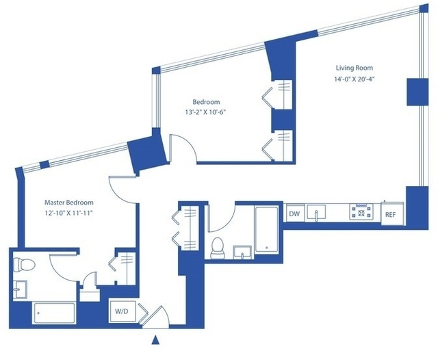 2 Bedrooms, Astoria Rental in NYC for $3,429 - Photo 2