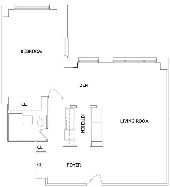 1 Bedroom, Kew Gardens Rental in NYC for $1,987 - Photo 2