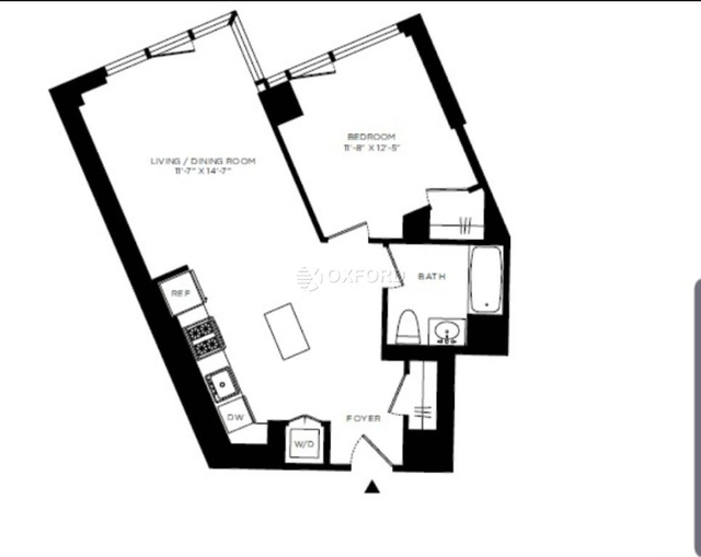 1 Bedroom, Hell's Kitchen Rental in NYC for $3,595 - Photo 2