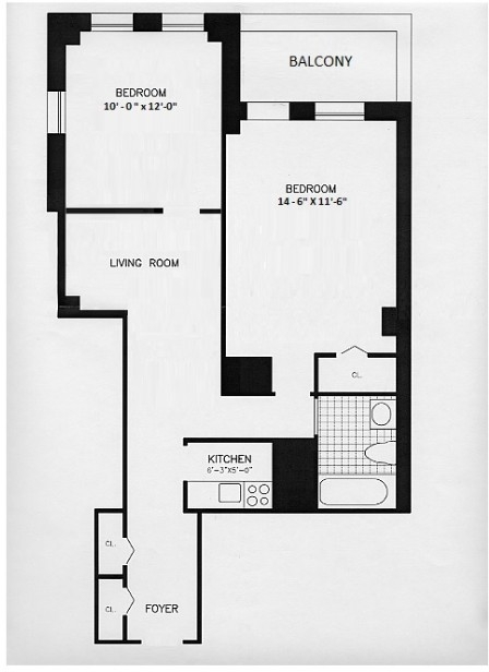 2 Bedrooms, Murray Hill Rental in NYC for $3,498 - Photo 2