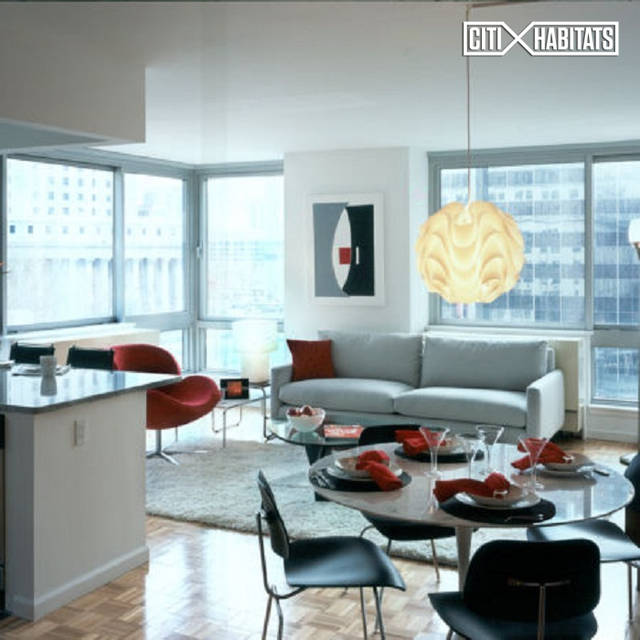 3 Bedrooms, Civic Center Rental in NYC for $5,906 - Photo 2