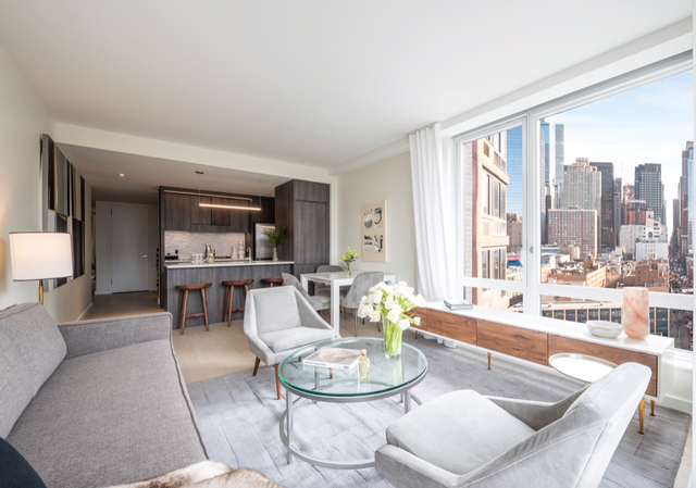 Studio, Hell's Kitchen Rental in NYC for $3,086 - Photo 1