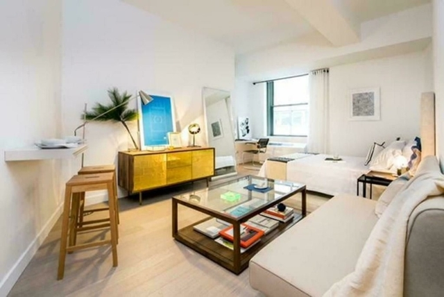 Studio, Financial District Rental in NYC for $2,918 - Photo 1