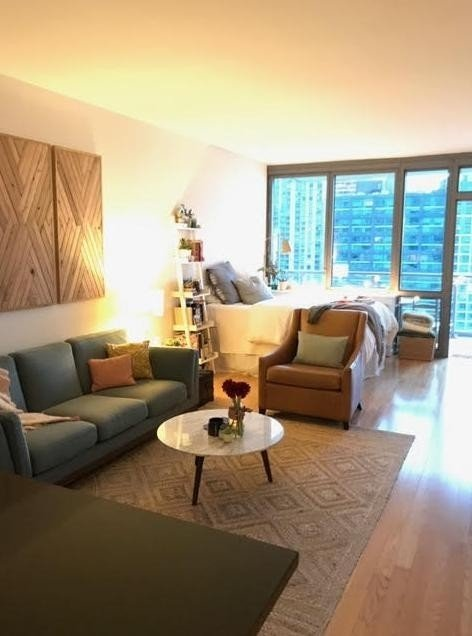 Studio, Hunters Point Rental in NYC for $2,700 - Photo 2