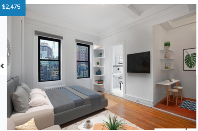 Studio, Lincoln Square Rental in NYC for $2,475 - Photo 1