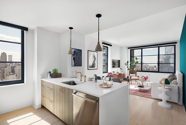 2 Bedrooms, Hell's Kitchen Rental in NYC for $7,500 - Photo 1