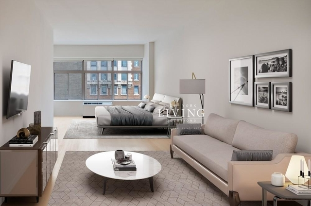 Studio, Financial District Rental in NYC for $3,715 - Photo 2