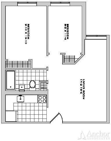 2 Bedrooms, Alphabet City Rental in NYC for $4,950 - Photo 2