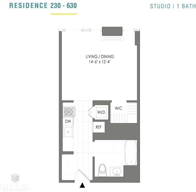 2 Bedrooms, Long Island City Rental in NYC for $5,500 - Photo 2