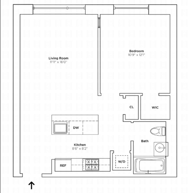 1 Bedroom, Central Harlem Rental in NYC for $3,150 - Photo 2