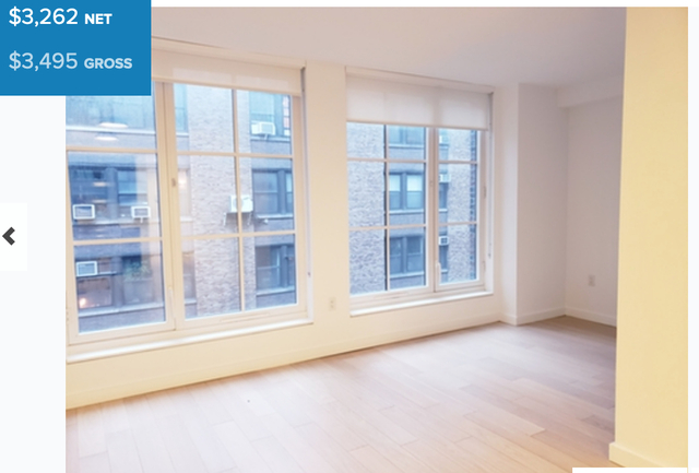 Studio, Hell's Kitchen Rental in NYC for $3,495 - Photo 1