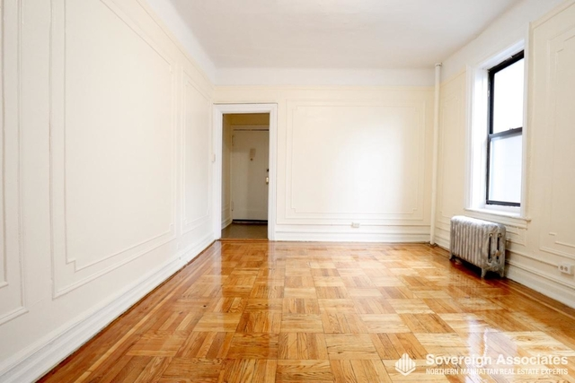 Studio, Fort George Rental in NYC for $1,550 - Photo 1