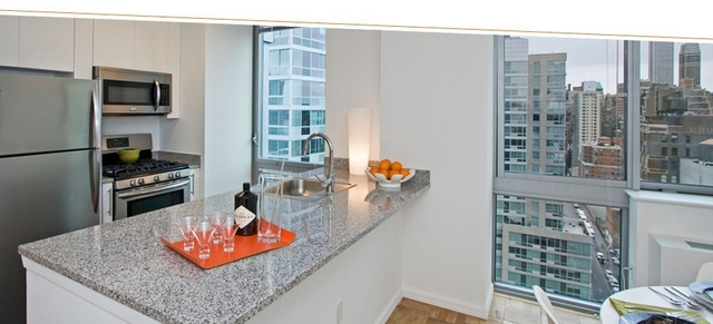 1 Bedroom, Hell's Kitchen Rental in NYC for $3,731 - Photo 2