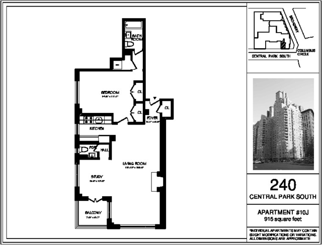 1 Bedroom, Theater District Rental in NYC for $6,738 - Photo 2