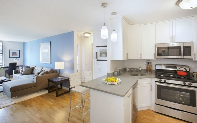 1 Bedroom, Battery Park City Rental in NYC for $3,808 - Photo 2