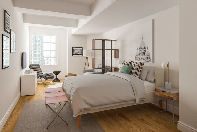 Studio, Financial District Rental in NYC for $3,134 - Photo 1