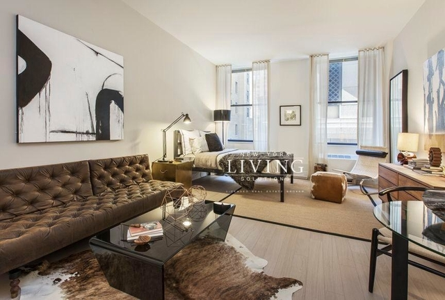 Studio, Financial District Rental in NYC for $3,158 - Photo 1