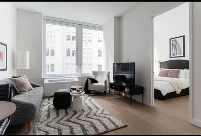 1 Bedroom, Financial District Rental in NYC for $4,338 - Photo 1