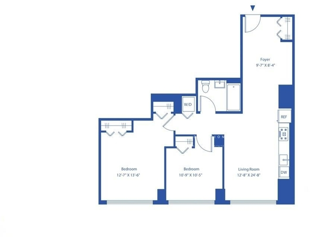 2 Bedrooms, Astoria Rental in NYC for $3,506 - Photo 2