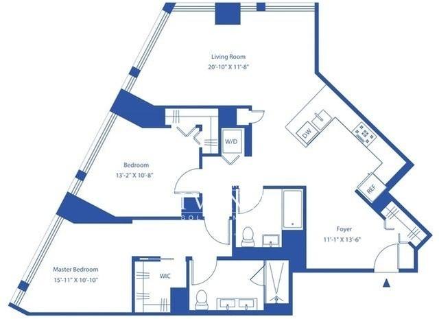 2 Bedrooms, Astoria Rental in NYC for $3,916 - Photo 2