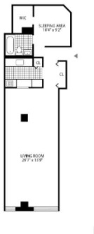 Studio, Upper East Side Rental in NYC for $3,571 - Photo 2