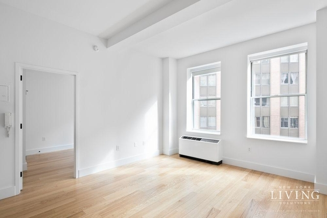 1 Bedroom, Financial District Rental in NYC for $4,563 - Photo 1