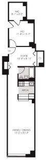 Studio, Financial District Rental in NYC for $4,336 - Photo 1
