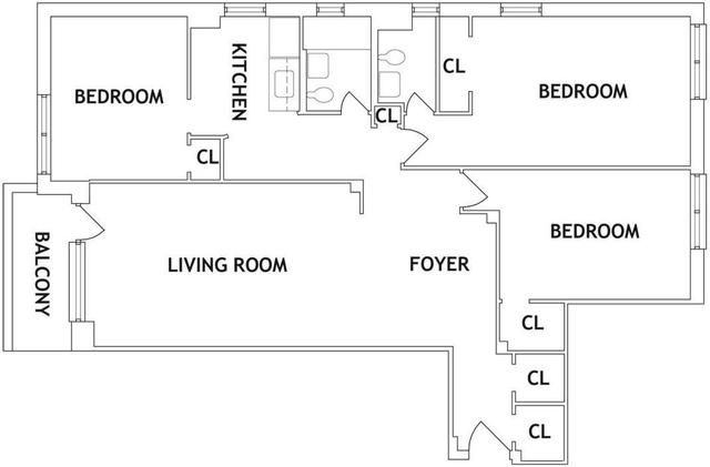 3 Bedrooms, Astoria Rental in NYC for $3,290 - Photo 1
