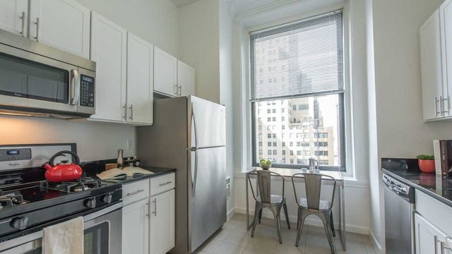 1 Bedroom, Financial District Rental in NYC for $3,862 - Photo 1