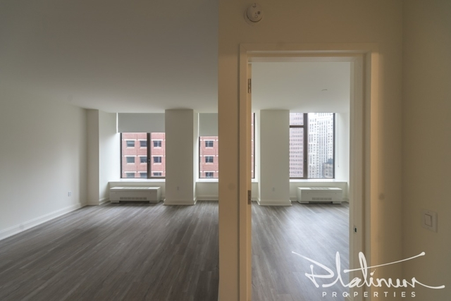 1 Bedroom, Financial District Rental in NYC for $3,160 - Photo 2
