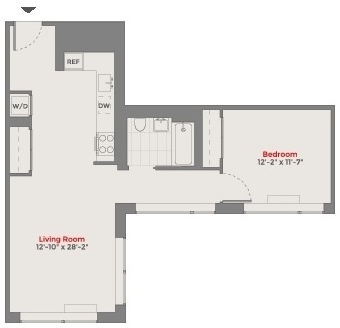 1 Bedroom, Prospect Heights Rental in NYC for $3,695 - Photo 2