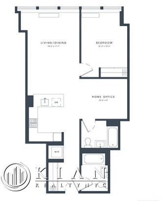 1 Bedroom, Financial District Rental in NYC for $5,885 - Photo 2
