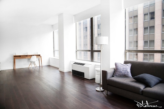 1 Bedroom, Financial District Rental in NYC for $3,497 - Photo 2