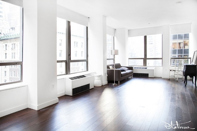 1 Bedroom, Financial District Rental in NYC for $3,497 - Photo 1