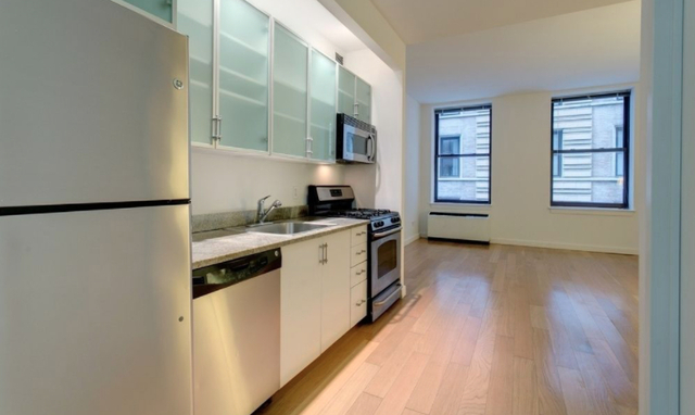 Studio, Financial District Rental in NYC for $3,725 - Photo 1