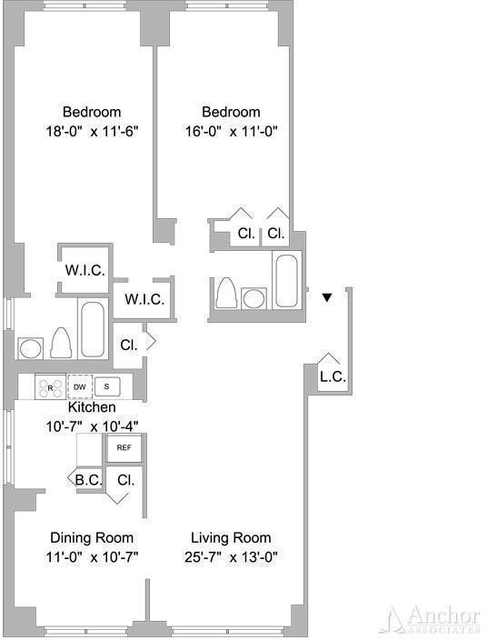 3 Bedrooms, Yorkville Rental in NYC for $5,895 - Photo 2