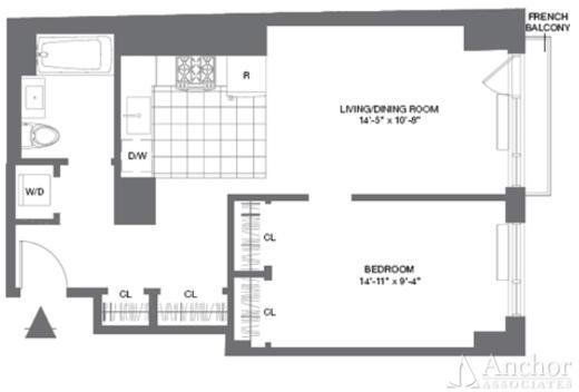 1 Bedroom, Astoria Rental in NYC for $2,650 - Photo 2